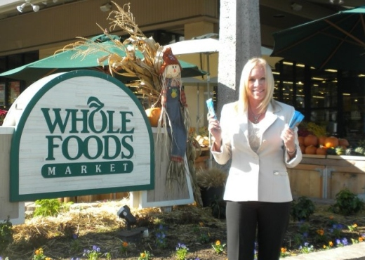 Ripped Cream was tested and granted the seal of approval by Whole Foods!